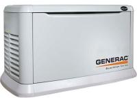 Газовый электрогенератор GENERAC 5525 (20 кВА)