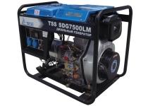 Дизель генератор TSS SDG 7500 LM (на постоянных магнитах)