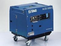 Бензогенератор SDMO-Alize 3000