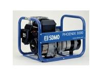 Бензогенератор SDMO-Phoenix 3000