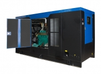 АД-100С-Т400-1РКМ11 Дизельная электростанция 100кВт в шумозащитном кожухе