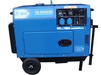 Дизель генератор TSS SDG 6500 SH