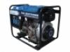 Дизель генератор TSS SDG 7500 EM (на постоянных магнитах, электростарт)