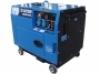Дизель генератор TSS SDG 7500 SM (на постоянных магнитах, кожух)