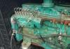 SDEC250 (cummins) Номинальной мощностью 200кВт (360А)