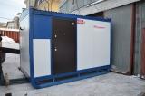 Дизельная электростанция Cummins C38D5 установлена внутри контейнера Север