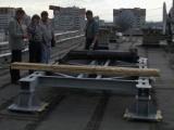 SDMO TECHNIC 10000E установлена на крыше, в миниконтейнере север